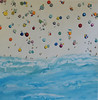 Beach Life 2-Hibberd, 40x40 on canvas (16-6-06) JPG