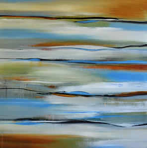 Bright Days-Ridgers, 40x40 on canvas JPG