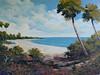 """""""Sandy Beach""""-Johnson, 48x36 canvas JPG"""