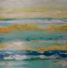 Ramirez-Morning Tide--30x30 canvas