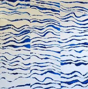 Blu Waves-Hibberd, 50x50 on canvas JPG
