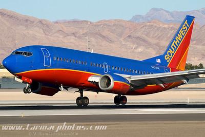 SouthwestAirlinesBoeing7373G7N671SW_7