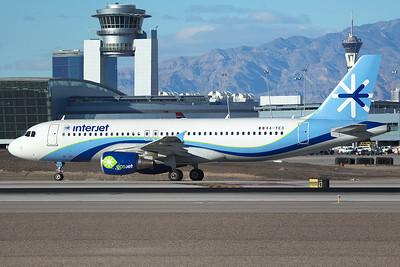 Interjet Airbus A320-214 XA-YES 12-26-14
