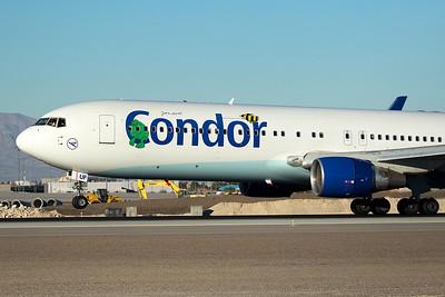 Condor Boeing 767-330(ER) D-ABUF 12-28-14