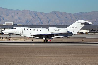 Cessna 750 N753XJ 12-28-14