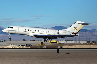 Bombardier BD-700-1A11 N443PR 12-26-14