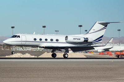 Gulfstream G-1159 N171AM 12-28-14