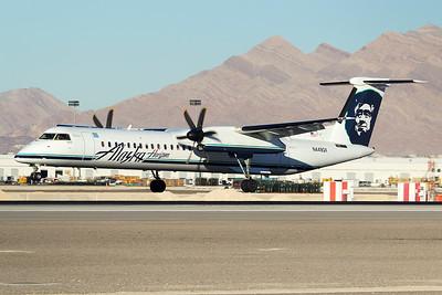 Horizon Air Bombardier DHC-8-402 N449QX  12-28-14