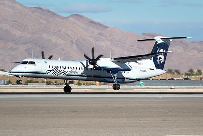 Horizon Air Bombardier DHC-8-402 N404QX 12-26-14