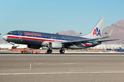American Airlines Boeing 737-823 N920AN 12-28-14