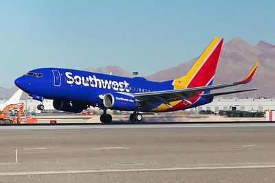 Southwest Airlines Boeing 737-76N N7712G 12-28-14