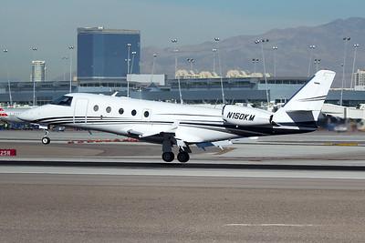 Gulfstream G150 N150KM 12-19-15