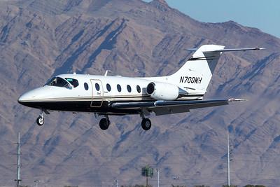Beechcraft 400 Beechjet N700WH