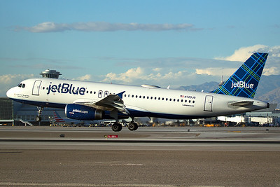 jetBlue Airways Airbus A320-232 N729JB 11-1-16