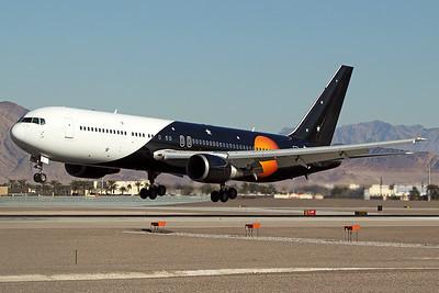 Titan Airways Boeing 767-36N(ER) G-POWD 12-19-16