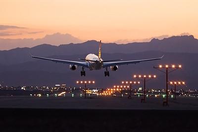 McCarran International Airport - 2016