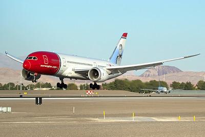 Norwegian Boeing 787-8 LN-LND 11-1-16 2
