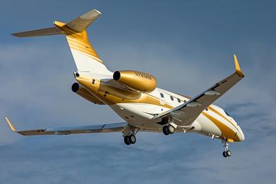 MGM Resorts International Embraer EMB-550 N781MM 7-16-17