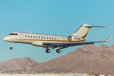 Bombardier BD-700-1A10 N393BZ 12-7-17