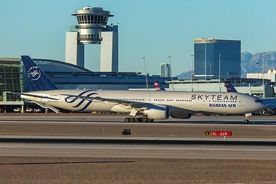 Korean Air Lines Boeing 777-3B5(ER) HL7783 12-7-17