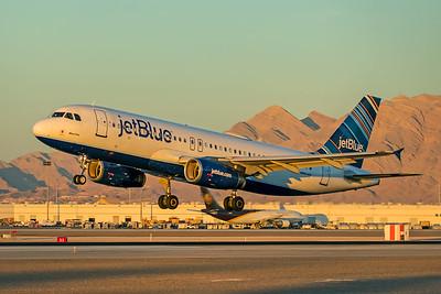 jetBlue Airways Airbus A320-232 N584JB 11-25-17