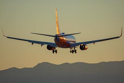 Southwest Airlines Boeing 737-76N N7812G 6-22-17