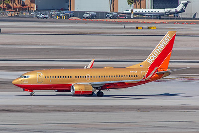 Southwest Airlines Boeing 737-7H4 N714CB 3-12-18