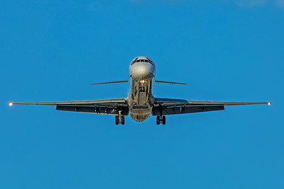 Allegiant Air McDonnell Douglas MD-83 N886GA 5-28-18