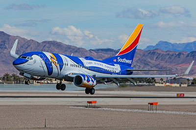 Southwest Airlines Boeing 737-7H4 N946WN 3-14-18