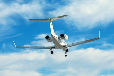 Gulfstream G-IV N808T 5-29-18