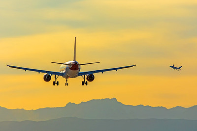 Alaska Airlines Airbus A320-214 N640VA 3-30-18