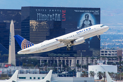 United Airlines Airbus A320-232 N419UA 3-11-18
