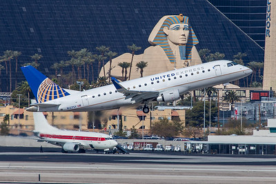 SkyWest Airlines Embraer ERJ-170-200LR N127SY 3-12-18