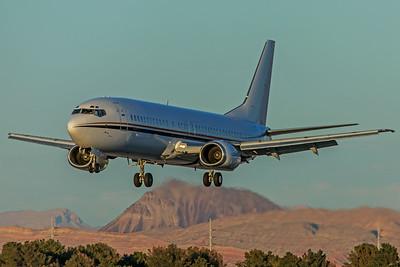 Juliet Romeo Aviation Boeing 737-4Q8 N129AC 3-17-18
