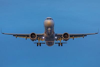 Alaska Airlines Airbus A321-253N N924VA 3-30-18 3