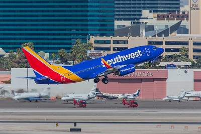 Southwest Airlines Boeing 737-752 N563WN 3-12-18