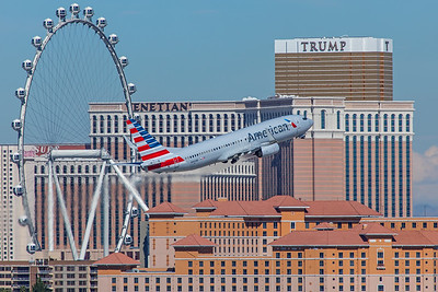 American Airlines Boeing 737-823 N985NN 3-12-18