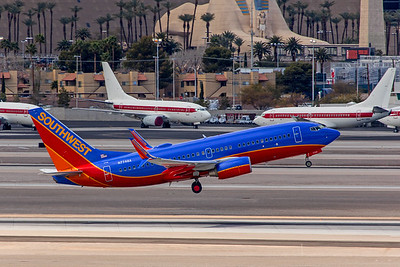 Southwest Airlines Boeing 737-7BD N7748A 3-11-18