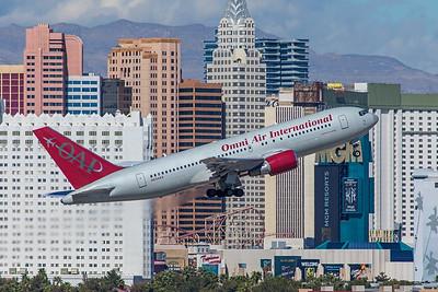 Omni Air International Boeing 767-224(ER) N234AX 3-12-18