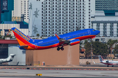 Southwest Airlines Boeing 737-7Q8 N799SW 3-12-18
