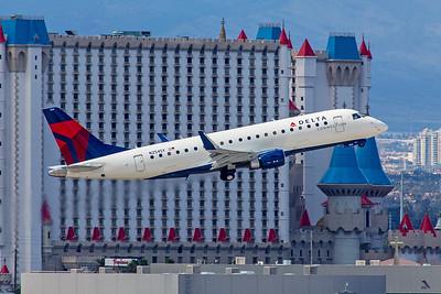 SkyWest Airlines Embraer ERJ-170-200LR N254SY 3-11-18