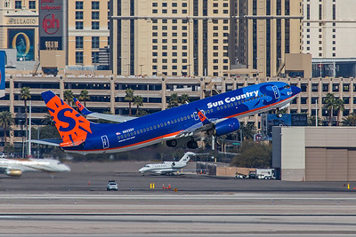 Sun Country Airlines Boeing 737-85P N823SY 3-12-18