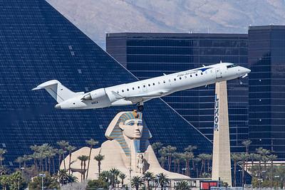 Elite Airways Bombardier CL-600-2C10 N11EA 3-12-18