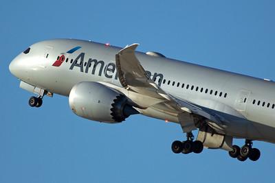 American Airlines Boeing 787-8 N800AN 11-2-16