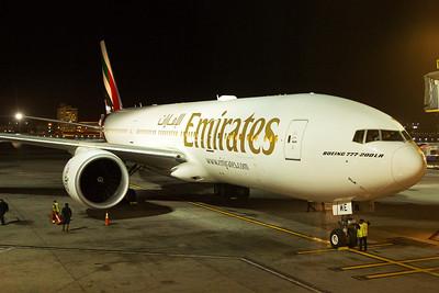 Emirates Boeing 777-21HLR A6-EWE 11-2-16