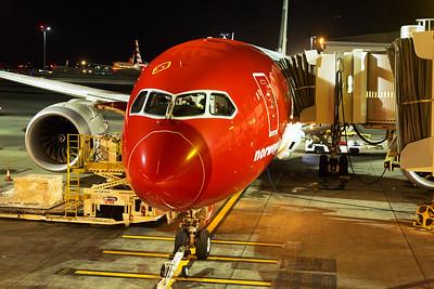 Norwegian Boeing 787-8 LN-LNF 11-2-16