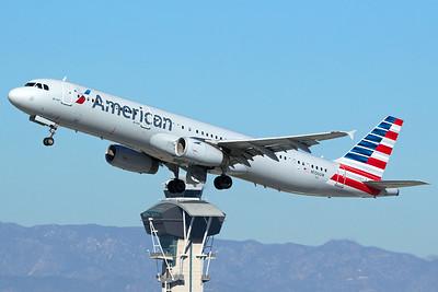 American Airlines Airbus A321-231 N556UW 11-2-16