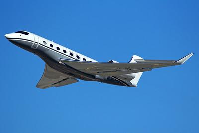 Gulfstream G650 VP-CPG 11-2-16
