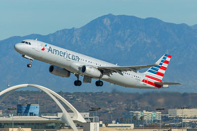 American Airlines Airbus A321-231 N133AN 12-9-17