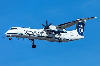 Horizon Air Bombardier DHC-8-402Q N433QX 12-18-17